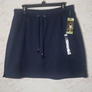 Green Tea | Active Knit Skort | Size XXL | Navy